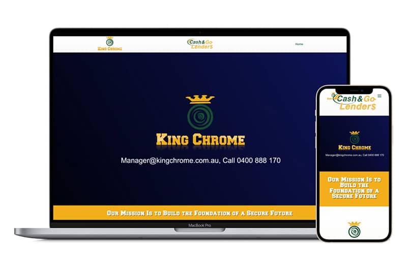 King Chrome