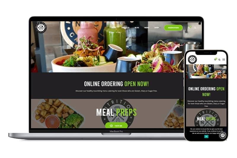 Nutrition Capital Cafe