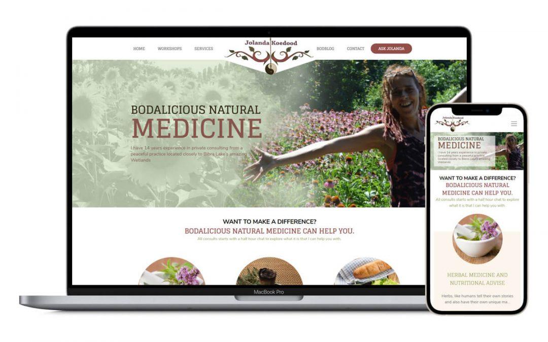 Bodalicious Nature Medicine